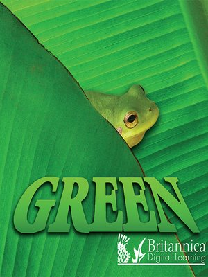 cover image of Green